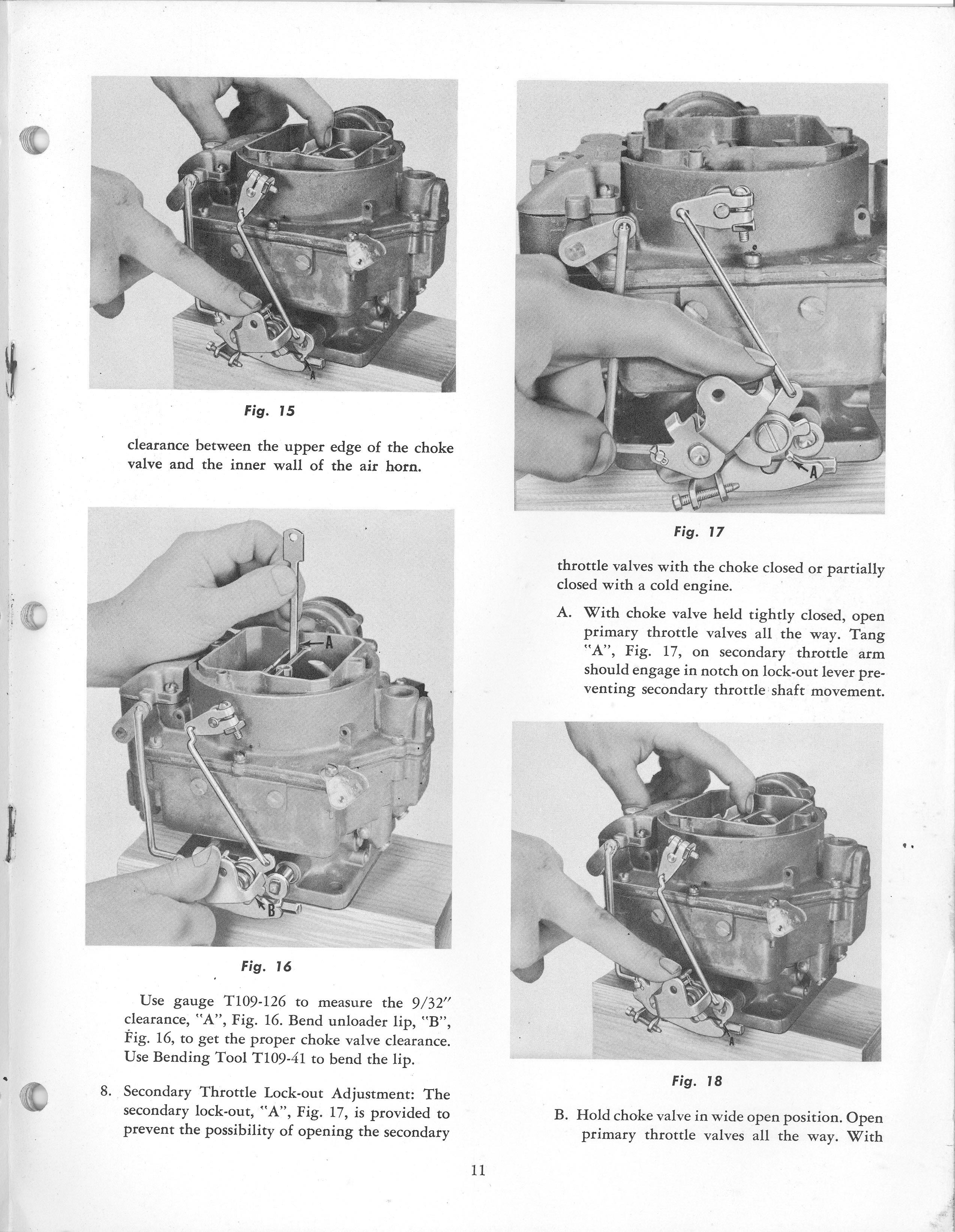 1953 Packard Carter WCFB Manual / Packard 4-Barrel0011 jpg